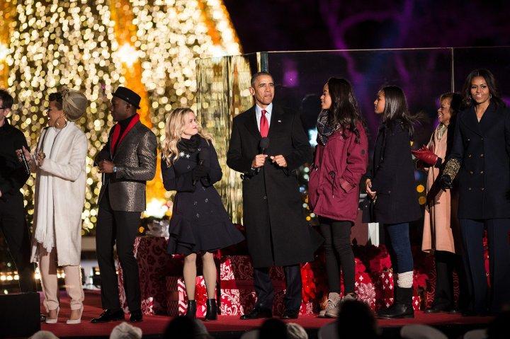 Christmas With The Obamas