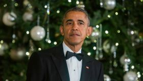 Obama Fetes Kennedy Center Honorees