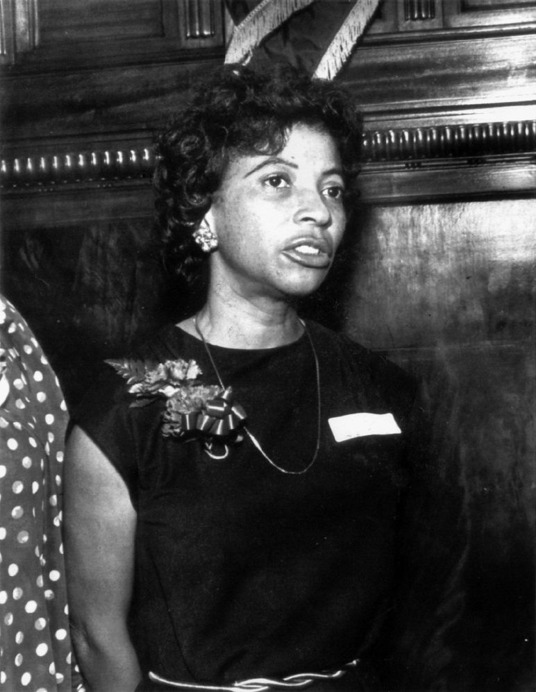 01/01/1980 - THAT THIS IS AN 18-YEAR-OLD PHOTO (1980) Slug: NA/JOHNSON - Judge Norma Holloway Johnso
