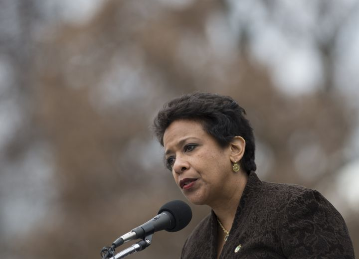 Loretta Lynch Confirmed As U.S. Attorney General