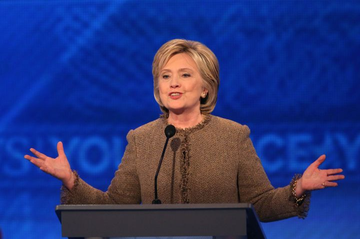 Hillary Clinton Announces Second Presidential Bid