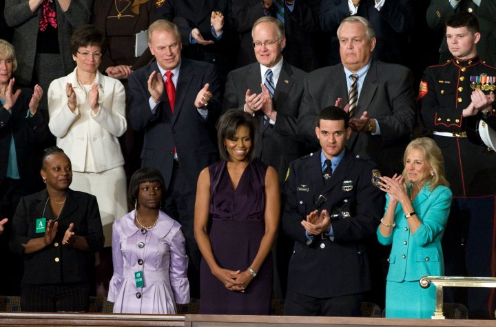 The State Of The Union Address In 2009.