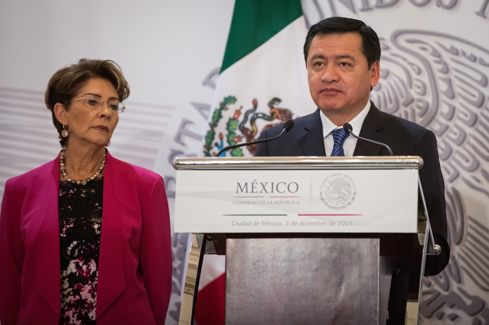 Mexico's Interior Minister calls for a National Debate on the use of Marijuana