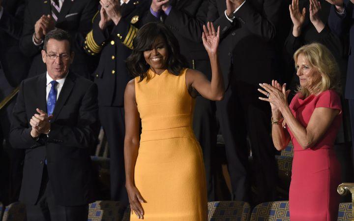 Michelle Obama 2016.