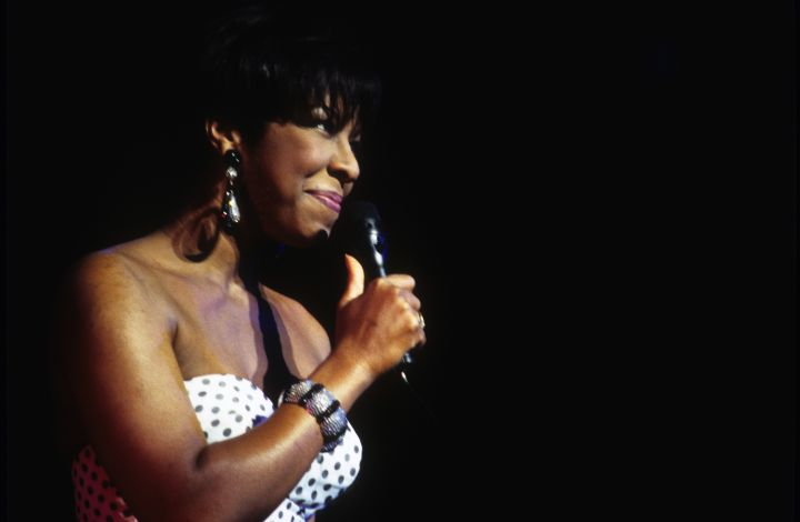Natalie Cole Performs In Minnesota