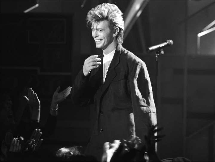 David Bowie, 69