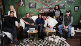 The Hollywood Reporter 2016 Sundance Studio At Rock & Reilly's - Day 4 - 2016 Park City