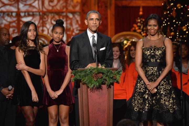Malia and Sasha Obama's Style