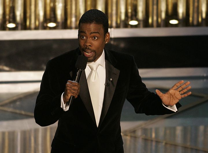Top Black Pop Culture Moments Of 2016: Chris Rock hosts the Oscars admist the #OscarsSoWhite controversy