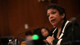 Attorney General Loretta Lynch Testifies To Senate Hearing On New Gun Control Executive Actions