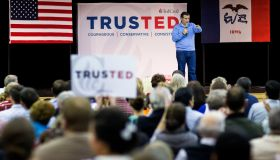 Iowa Caucus Ted Cruz
