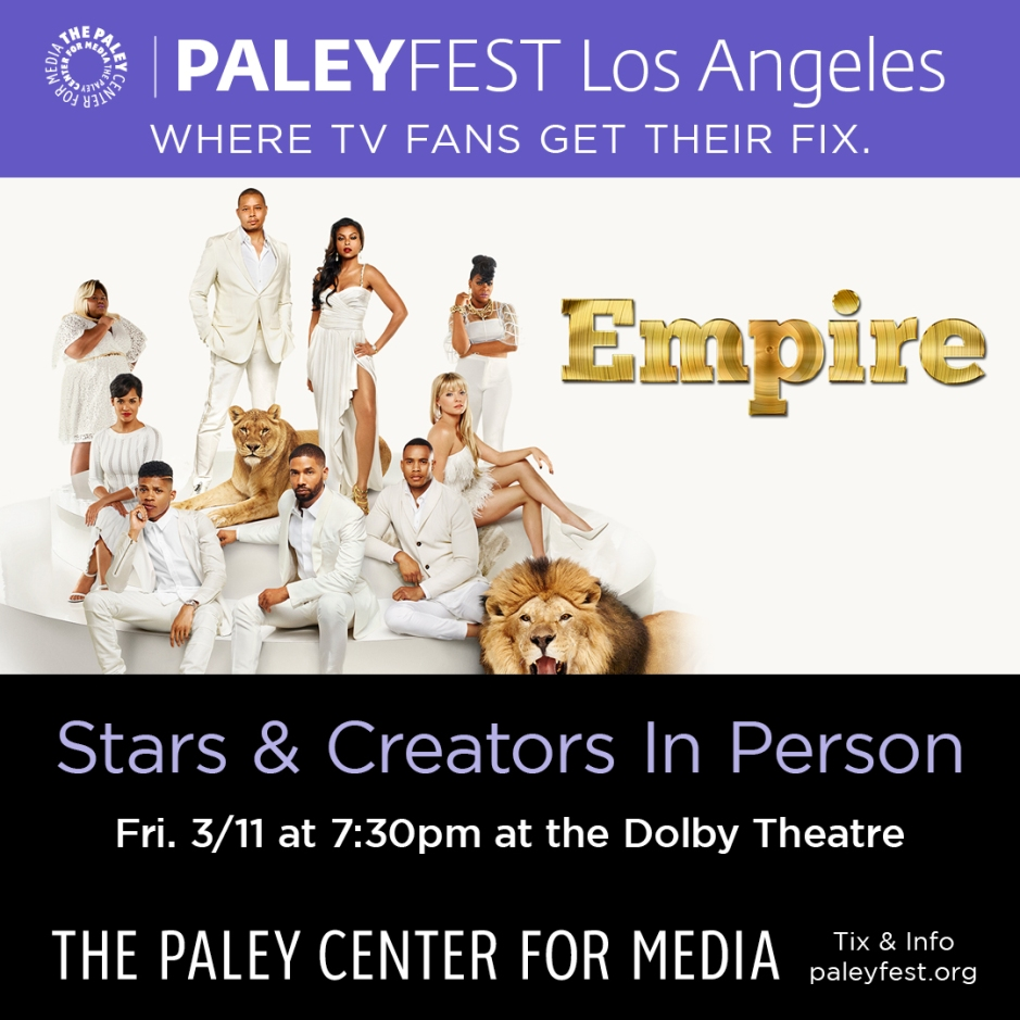 2016 PaleyFest