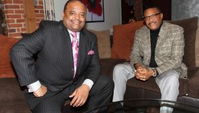 'News One Now' With Roland Martin Taping