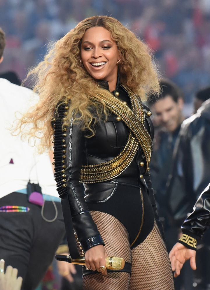 "Top Black Pop Culture Moments Of 2016: Beyonce's Black Panther ""Formation"" performance at the Super Bowl"