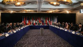 International Syrian Support Group Meeting in Munich