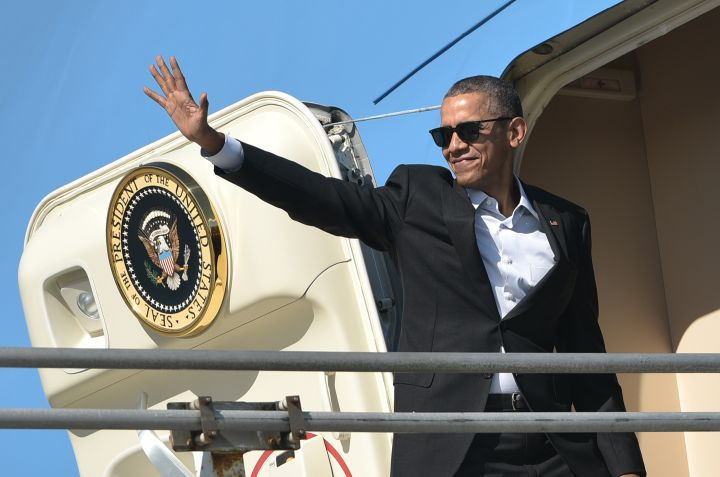 Obama Swagger