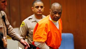 LOS ANGELES, CA FEBRUARY 06, 2015 -- Lonnie Franklin Jr. is led out from the L.A. County Superior C