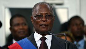 HAITI-ELECTIONS-POLITICS