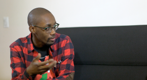 Bridging The Gap -- Larry Fellows and Sekou Odinga