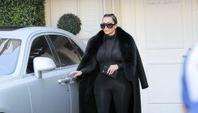 Celebrity Sightings In Los Angeles - February 19, 2016