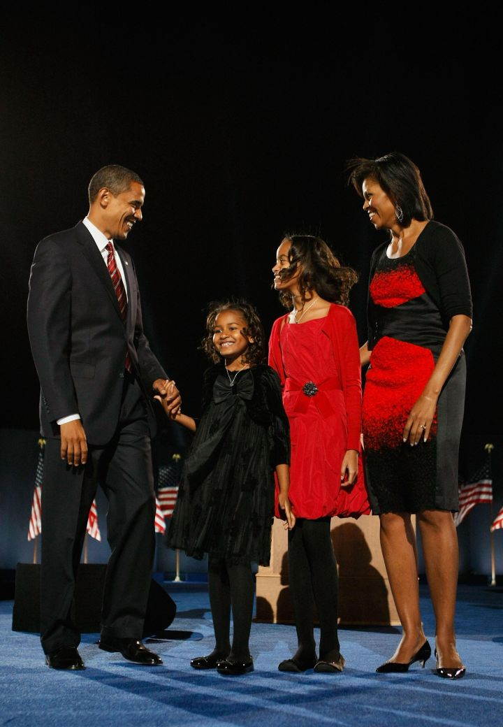 Historic First Family