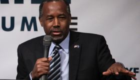 Republican Presidential Candidates Address Faith And Family Forum In S. Carolina