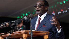 ZIMBABWE-POLITICS-BIRTHDAY