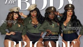 "Ebony's ""Body Brigade"" Cover Addresses Body Image Issues Amongst Black Women"