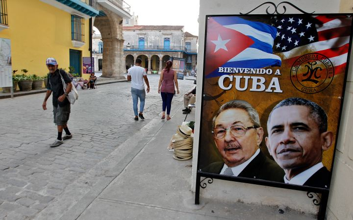 Cuba Prepares For The Visit Of Barack Obama
