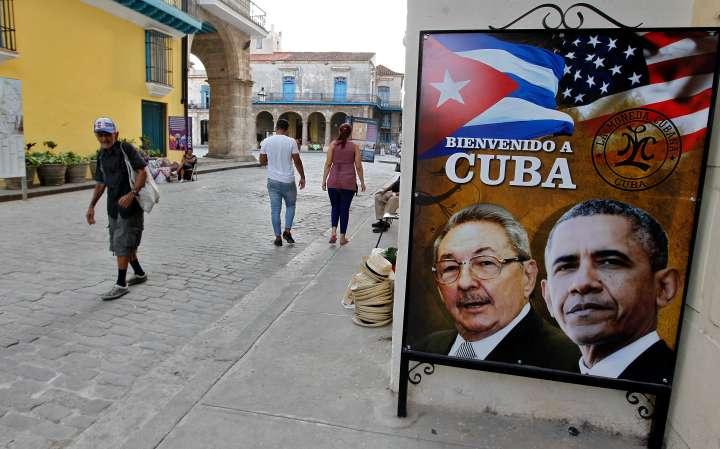 Cuba Prepares For President Barack Obama's Arrival