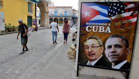 Cuba Prepares For The Visit Of Barack Obama