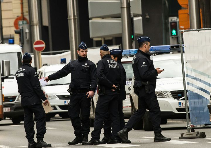 Military Presence In Brussels