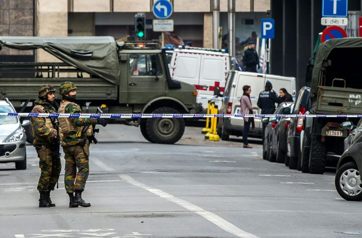 BELGIUM-ATTACKS-SECURITY