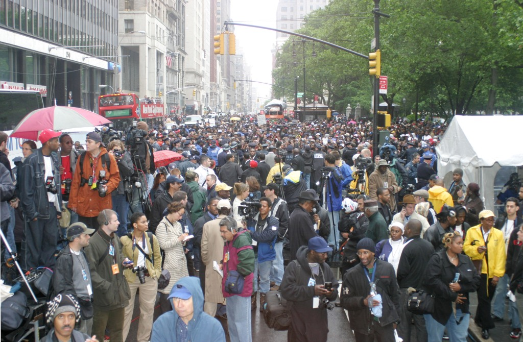 The New York City Hip Hop Summit - Rally for the Repeal of the Rockefeller Drug Laws
