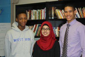 YMCA Y-Scholar Students