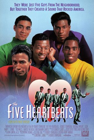 Poster For 'The Five Heartbeats'