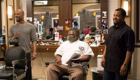 Eve, Ice Cube, Malcolm D Lee, Barbershop 3
