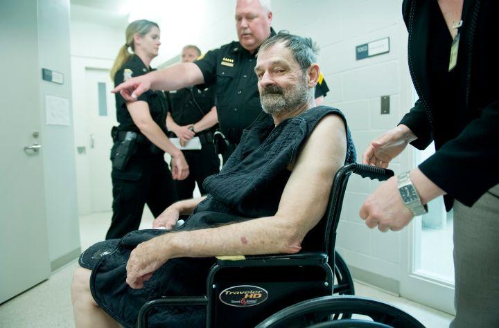 Jewish Community Shooting Suspect Frazier Glenn Cross, Jr. Appears At Arraignment
