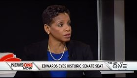 Rep. Donna Edwards Responds To Attacks Ads & Claims She Focuses Too Much On Race/Gender In Her Run For Senate