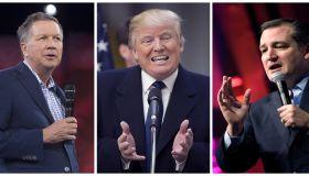 US-VOTE-REPUBLICANS-CRUZ-KASICH-TRUMP