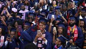 President Obama Delivers Commencement Address At Howard University