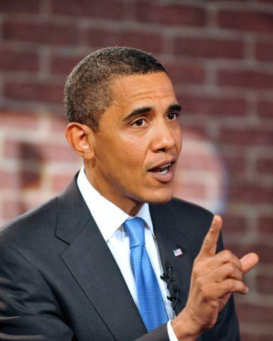 Obama Visits AARP