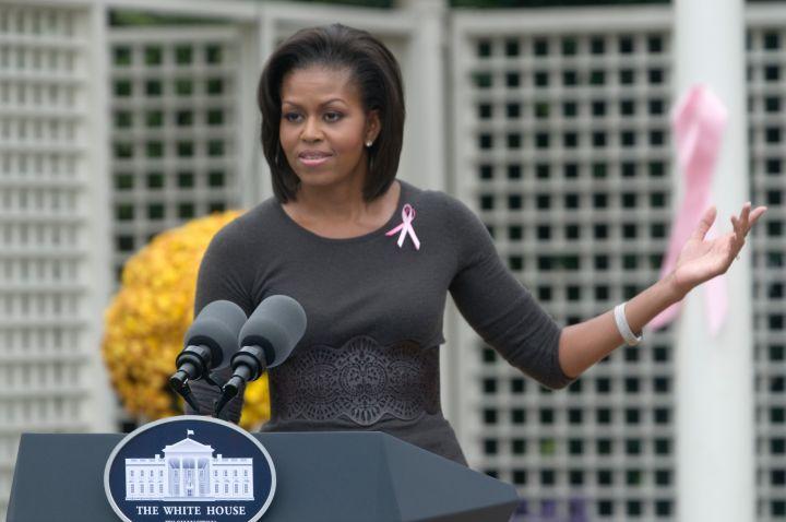 Michelle Obama in 2009