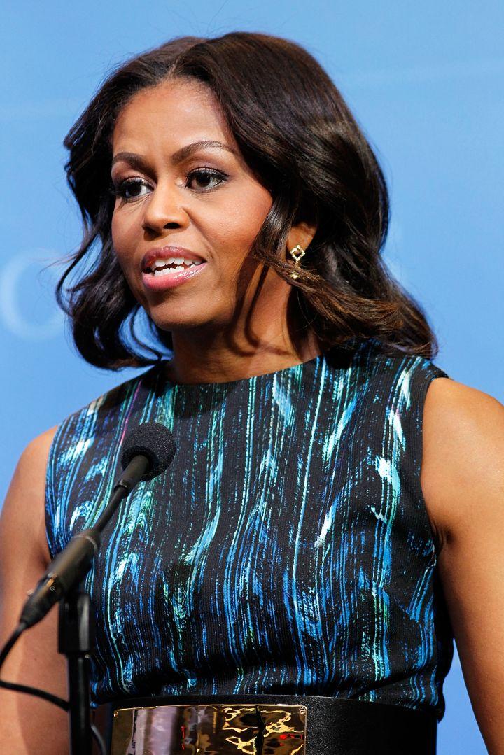 Michelle Obama in 2014