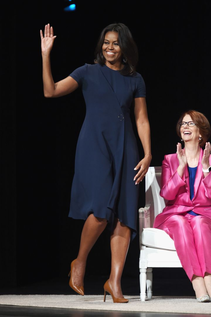 Michelle Obama in 2015