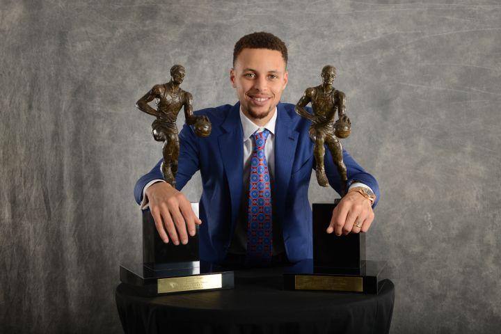 2015-16 NBA MVP Press Conference