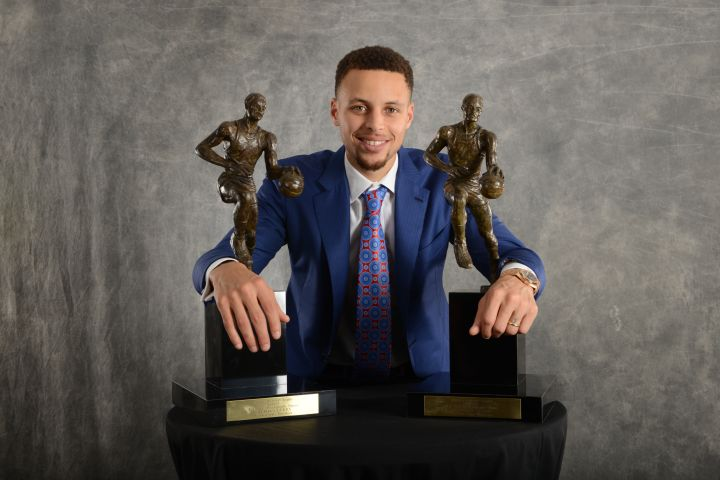 Top Black Pop Culture Moments Of 2016: Steph Curry becomes the NBA's first unanimous Most Valuable Player and wins the award for the second straight season