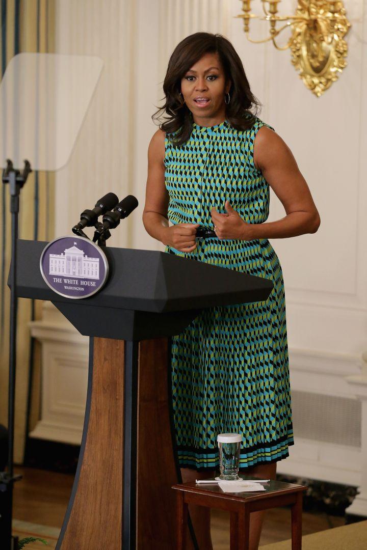 Michelle Obama in 2016