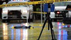 Multiple Shootings In Suburban Maryland Spurs Hunt For Suspect
