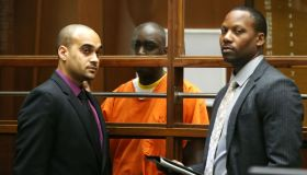 Actor Michael Jace Court Appearance - Los Angeles, CA